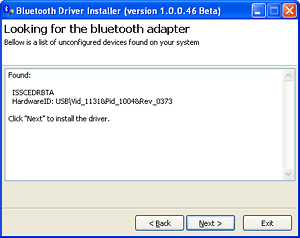 Bluetooth Driver Installer - Get Bluetooth to work with the